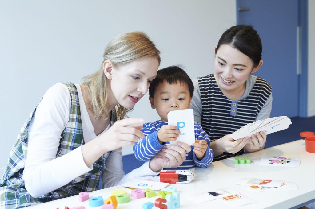 シーン3:3歳児は、グループで行う習い事を始めるのもおすすめ!