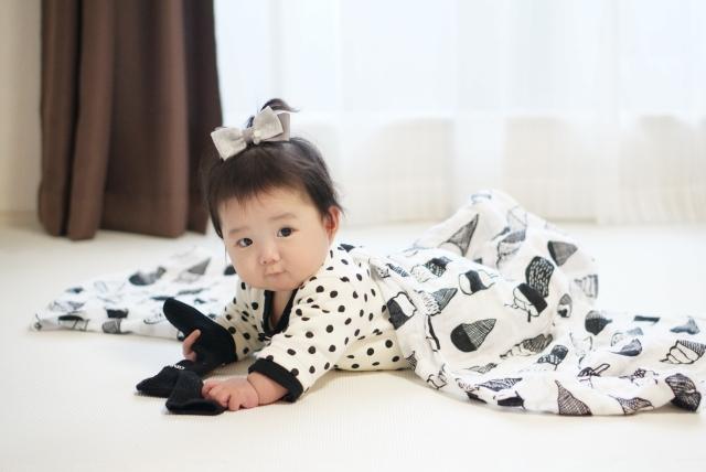 生後6ヶ月の赤ちゃんの特徴