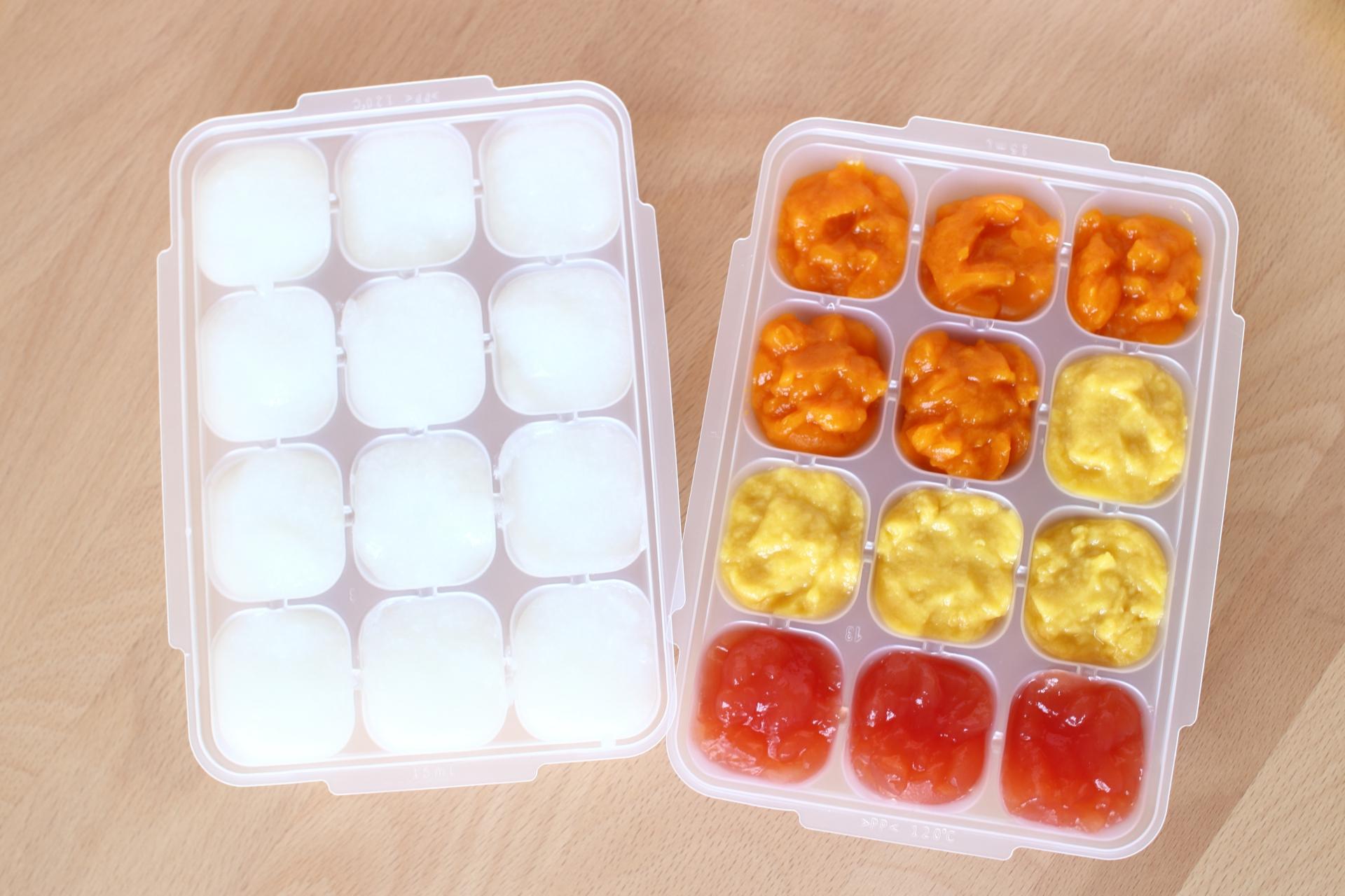 離乳食の保存容器は何がいい?選ぶポイントとおすすめのアイテムをランキング形式で紹介!